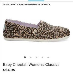 Cheetah Tom's (women)